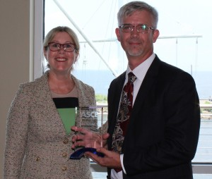 Dr. Tonja Koob, P.E., and Travis Richards, P.E.