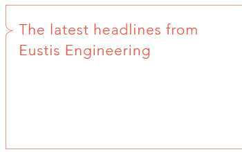 News Archives - Eustis Engineering LLC
