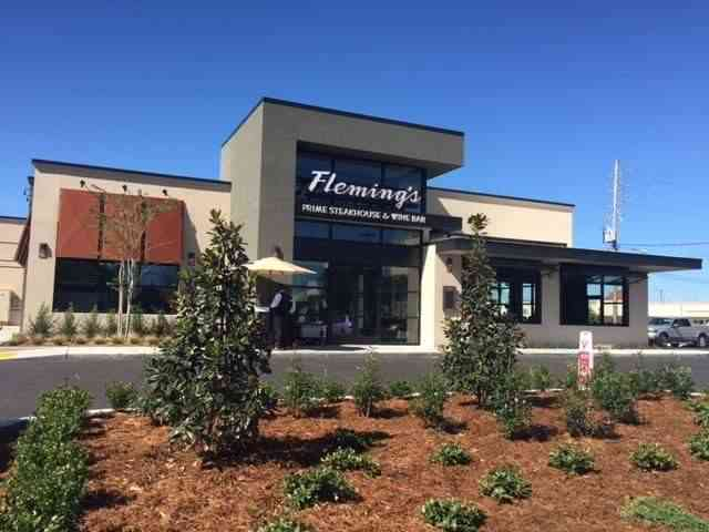 Fleming's Metairie steakhouse
