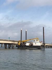 Lake Pontchartrain safety bays,