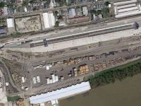 Port of New Orleans, Eustis Engineering's work at container terminal