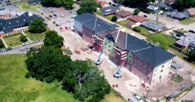 University of Holy Cross dormitory
