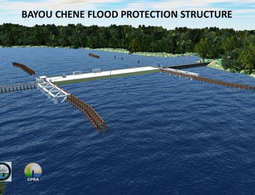 BAYOU CHENE FLOOD PROTECTION AND DIVERSION STRUCTURES